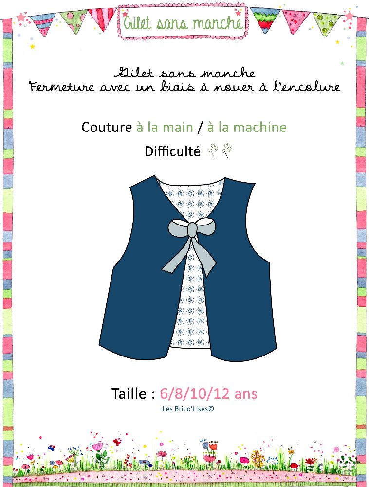 tuto couture 12 ans