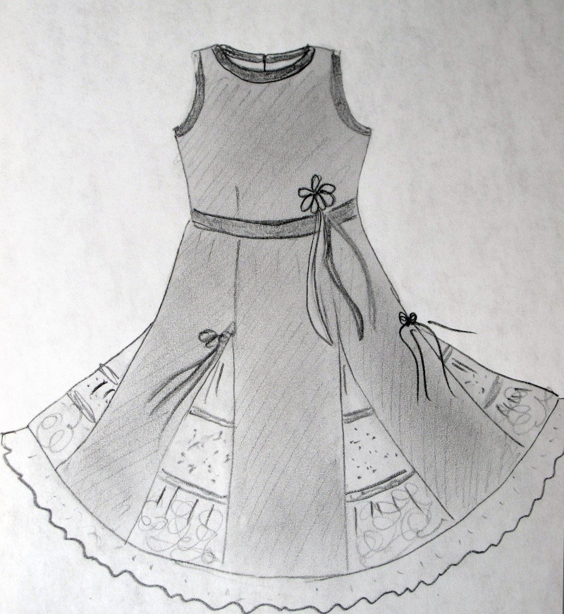 tuto couture 5 ans