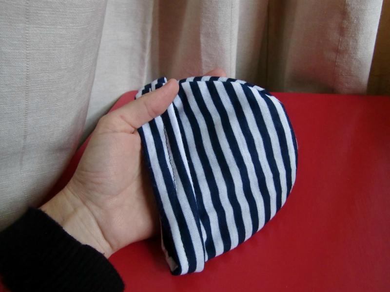 tuto couture bonnet bebe