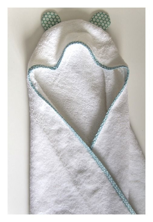 tuto couture cape de bain