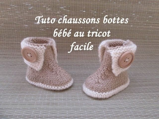 tuto couture chausson bebe