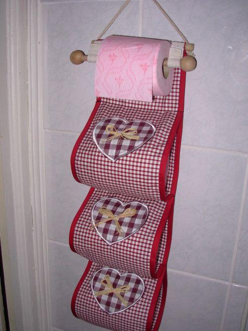 tuto couture derouleur papier wc
