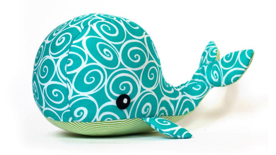 tuto couture doudou baleine