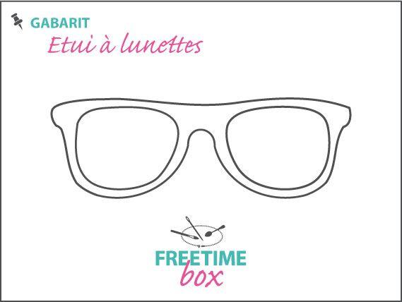 éclatant produits de qualité Prix de gros 2019 tuto couture etui a lunettes facile - Tutoriel couture et tricot