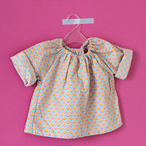 tuto couture facile bebe