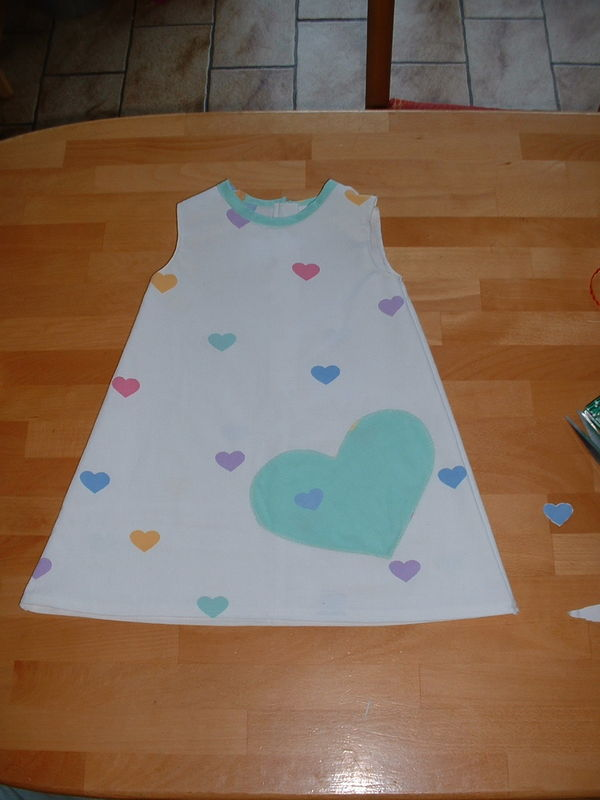 tuto couture fille 2 ans