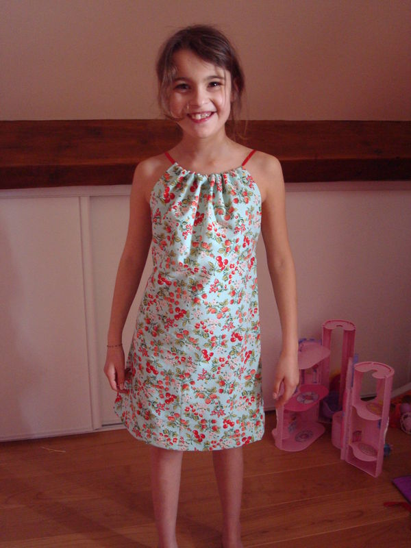 tuto couture fille 7 ans