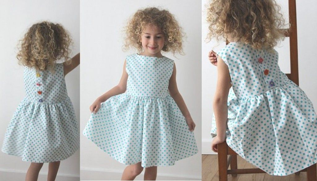 tuto couture fille 8 ans