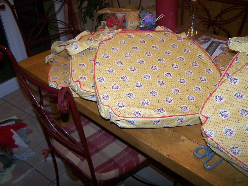 tuto couture galette de chaise