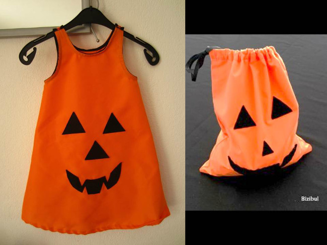 tuto couture halloween