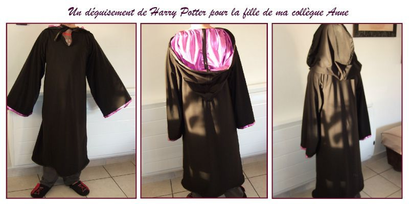tuto couture harry potter