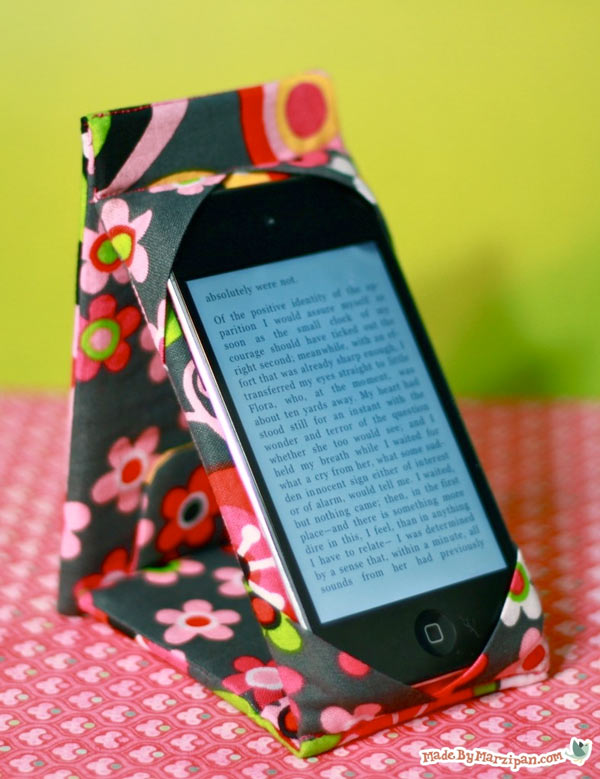 tuto couture housse smartphone