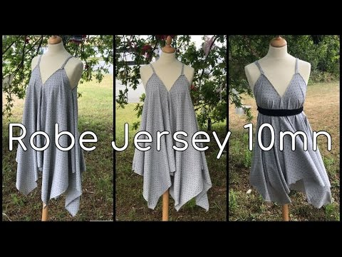 tuto couture jersey