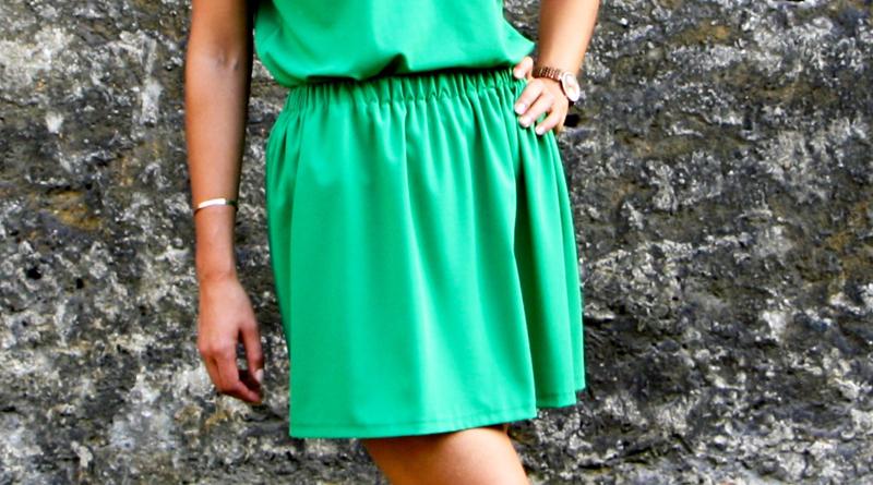 tuto couture jupe elastique