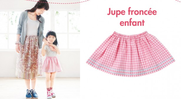 tuto couture jupe fille 6 ans