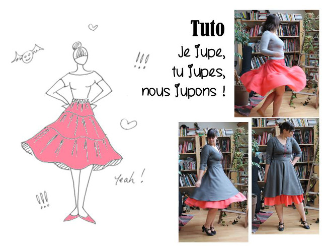 tuto couture jupe longue