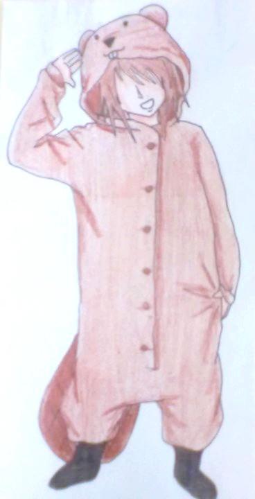 tuto couture kigurumi