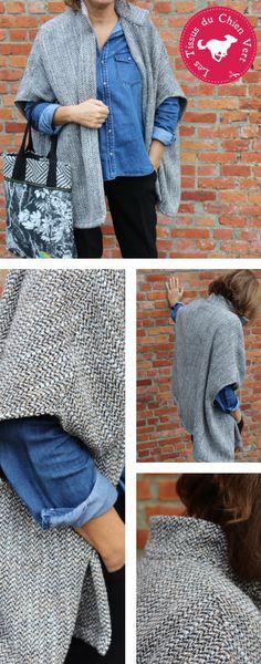 tuto couture laine