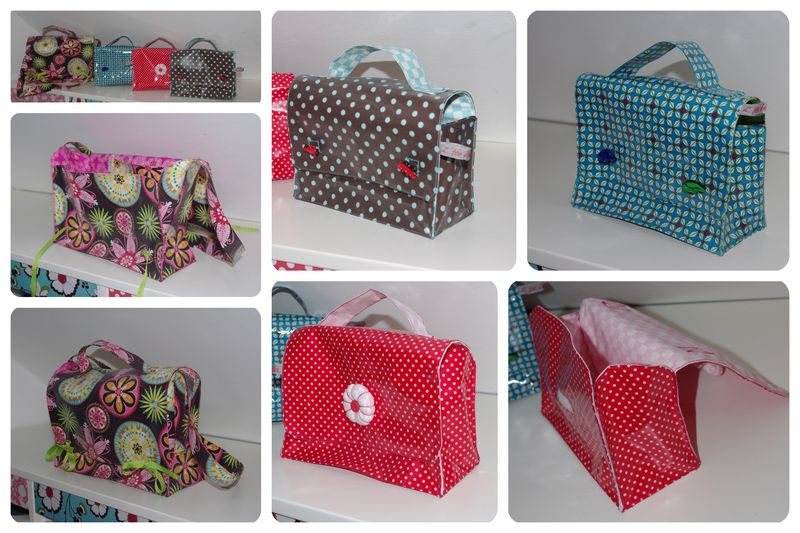 tuto couture lunch box