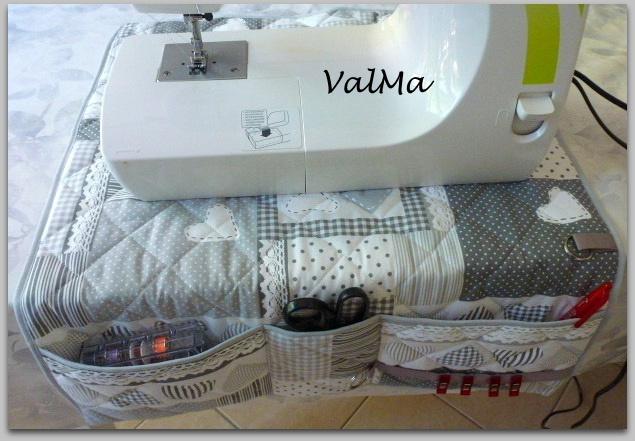 tuto couture machine