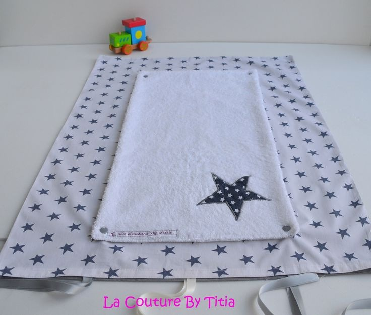 tuto couture matelas a langer