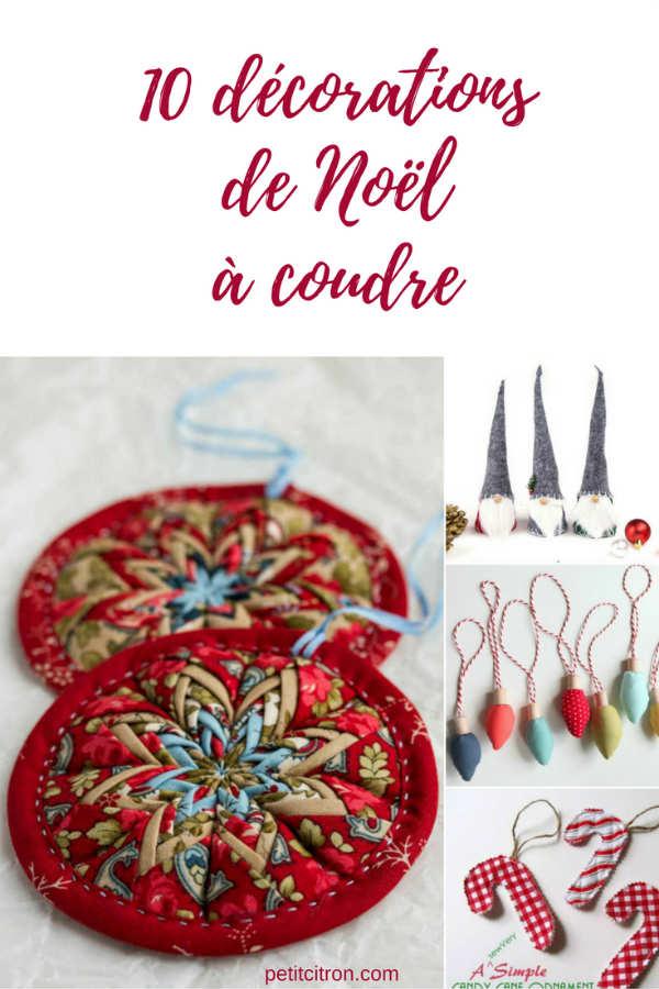 tuto couture noel 2017
