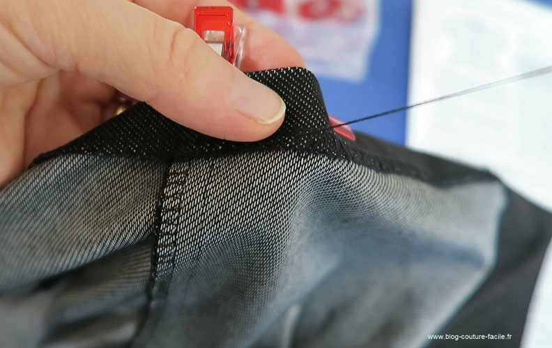 tuto couture ourlet invisible