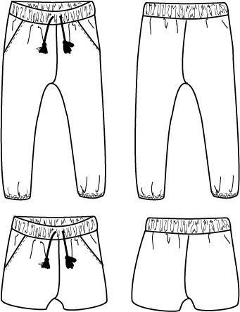 tuto couture pantalon 2 ans