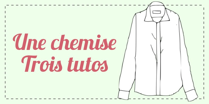 tuto couture pour homme