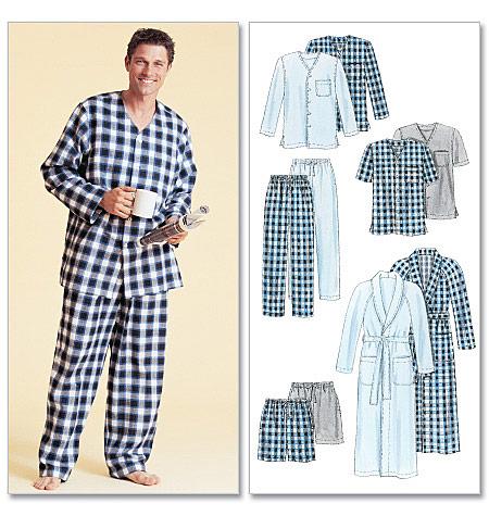 tuto couture pyjama homme