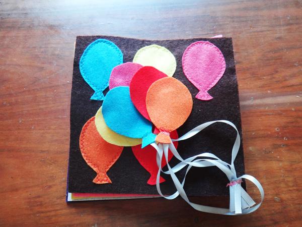 tuto couture quiet book