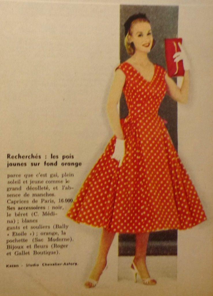 tuto couture robe 1950