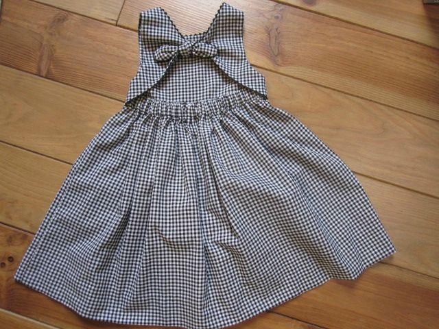 tuto couture robe 2 ans