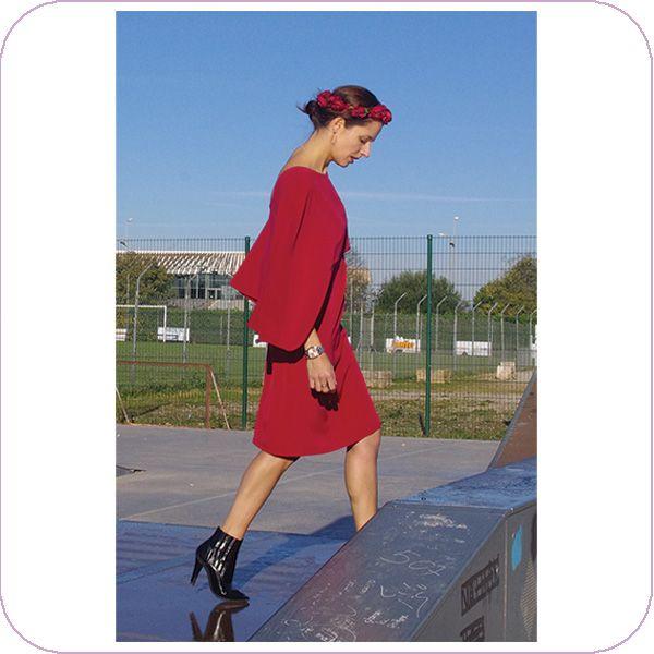 tuto couture robe 3 trous