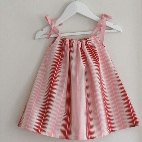 tuto couture robe 6 mois