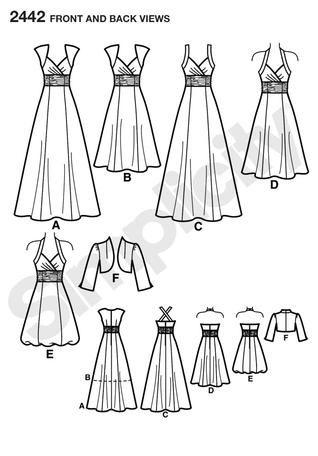 tuto couture robe de soiree