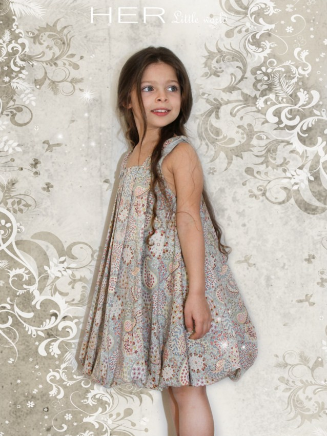 tuto couture robe fille 10 ans