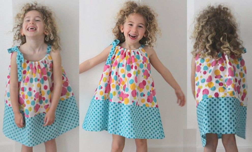 tuto couture robe fille 3 ans
