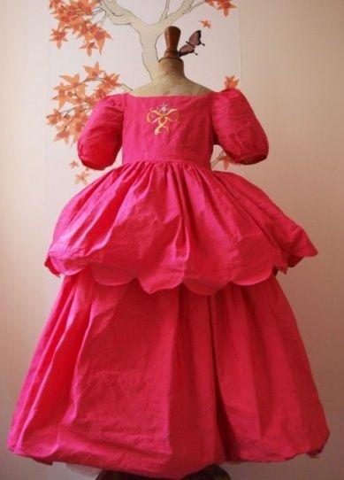 tuto couture robe princesse