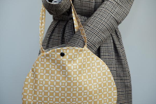 tuto couture sac rond