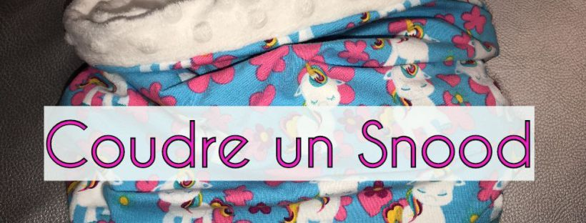 tuto couture snood 2 ans