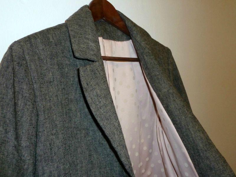 tuto couture veste