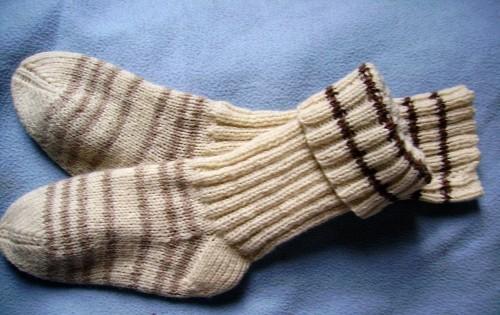 tuto tricot 2 aiguilles