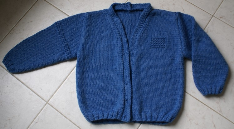 tuto tricot 4 ans
