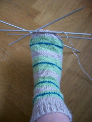 tuto tricot a 4 aiguilles