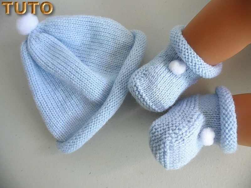tuto tricot a la main