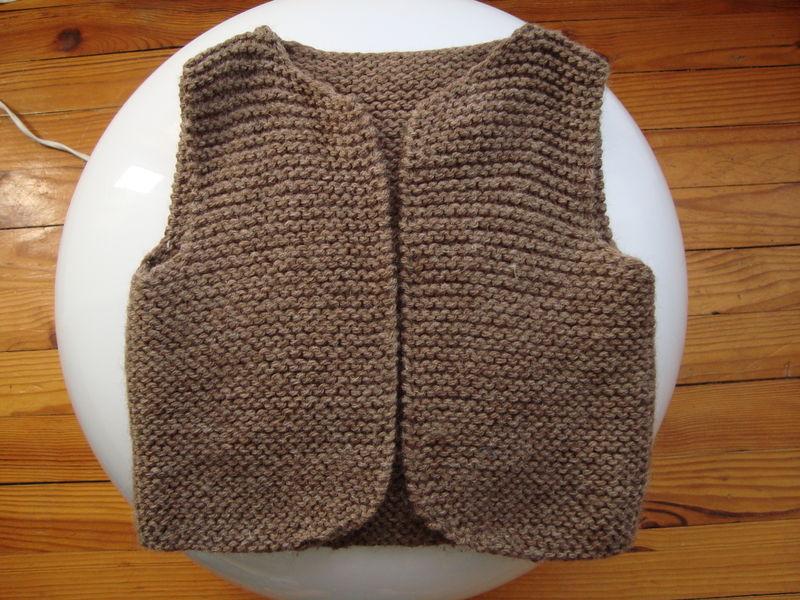 tuto tricot adulte
