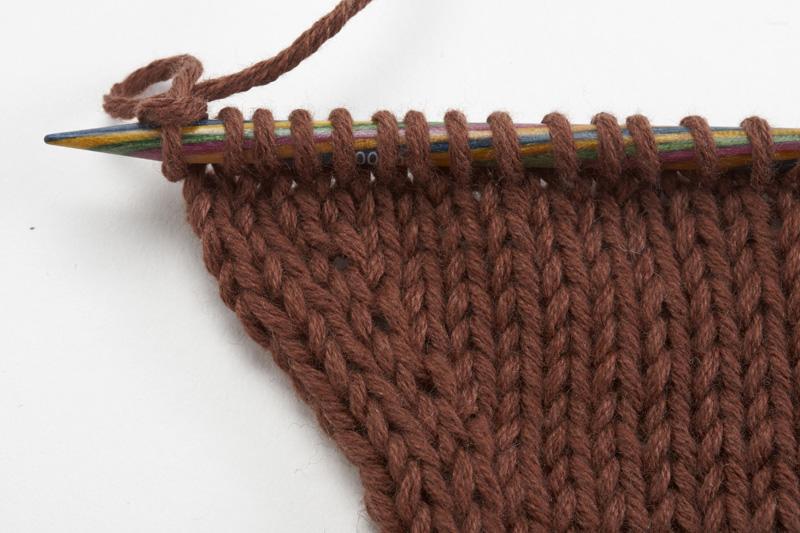 tuto tricot augmenter des mailles
