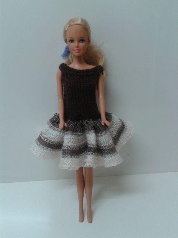tuto tricot barbie