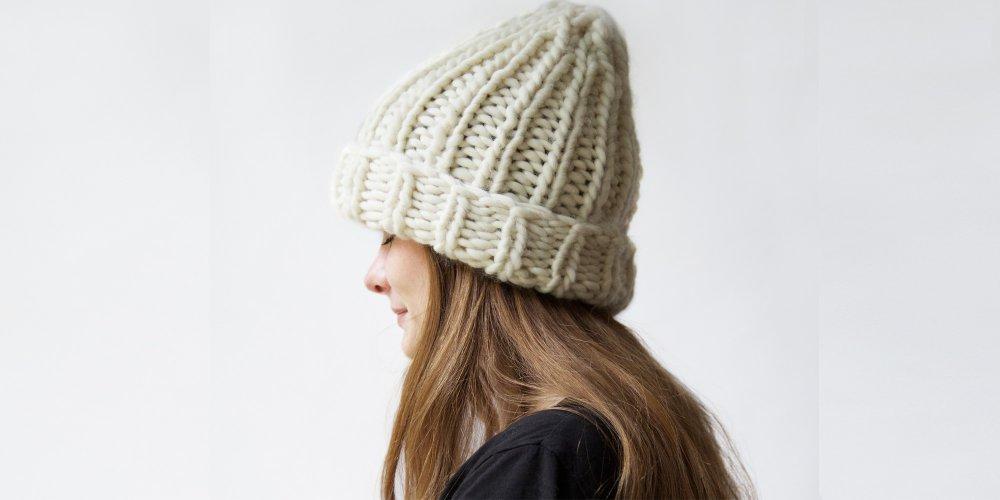tuto tricot bonnet adulte